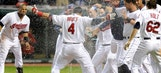Aviles homer lifts Indians to walk-off win