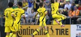 Crew say goodbye to Donovan, beat Galaxy 4-1