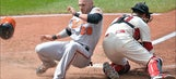 Orioles avoid sweep, beat Indians 4-1