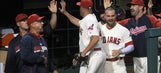 Indians in the thick of tight AL playoff race