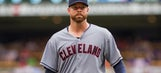 Kluber reaches milestone in loss