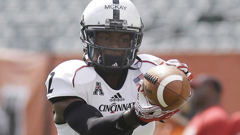 UC Bearcats football scrimmage