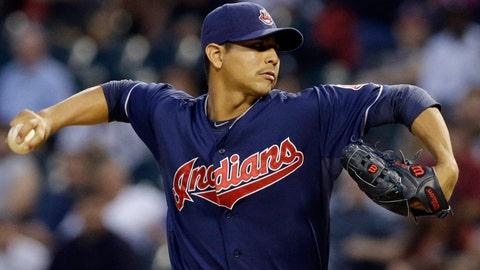 14. Cleveland Indians