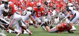 Ohio State fairly healthy after one week of camp