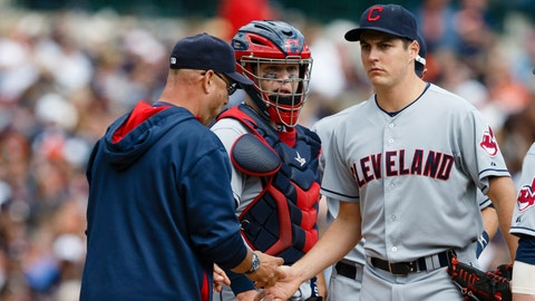 13. Cleveland Indians