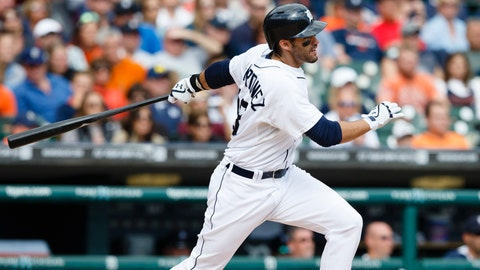 Detroit Tigers: OF J.D. Martinez