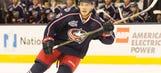 Blackhawks' Dano looks to cash in on 'lottery' line