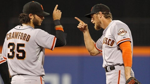 10. San Francisco Giants