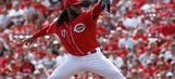 Cueto runner-up in NL Cy Young