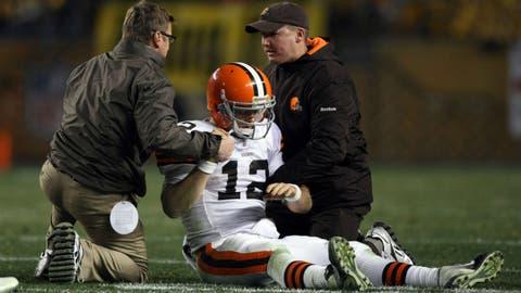 Dec 8, 2011: Steelers 14, Browns 3