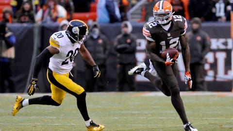 Nov 24, 2013: Steelers 27, Browns 11