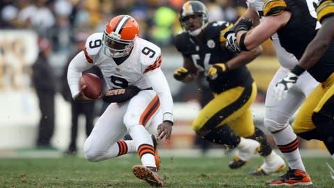 Dec 30, 2012: Steelers 24, Browns 10