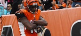 Kick returner Brandon Tate agrees to stay with Bengals