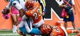 AP source: NFL fining Bengals' Burfict $25,000
