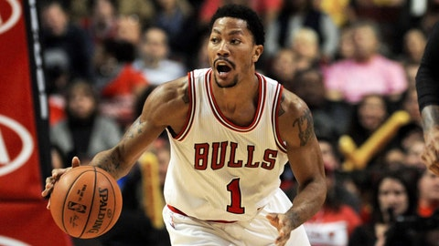 12. Derrick Rose, PG Chicago Bulls: $18,862,876