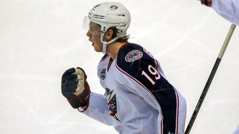 Ryan Johansen's 5 best Blue Jackets moments