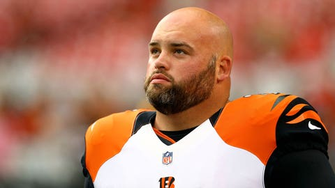 LT Andrew Whitworth (Bengals)