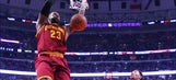 James leads Cavaliers past Bulls, 114-108 in OT