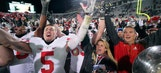 Week of upsets shakes up College Football Playoff race