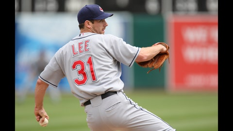 Cliff Lee, 2008