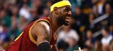 LeBron James praises Boston Celtics' offense