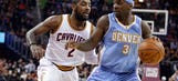 Lawson, Afflalo lead Nuggets past Cavaliers 106-97
