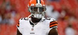 Bombs away? Browns preach patience with Gordon