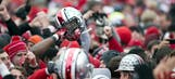 Photos from Urban Meyer's first Ohio State-Michigan game