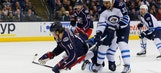 Tentative play costs Blue Jackets two points