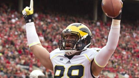 Michigan gains momentum