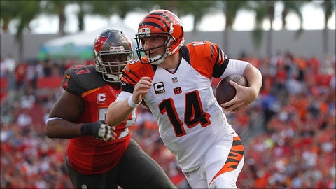 Cincinnati Bengals: QB Andy Dalton - $16 million