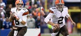 Time is now: Browns have full-blown QB controversy on their hands