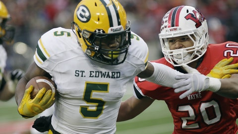 Lakewood St. Edward vs. Huber Heights Wayne