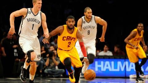 Cavaliers vs. Nets