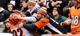 Bengals coaches OK with Jeremy Hill's touchdown celebrations