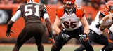 Browns' Mingo, Mack on the mend