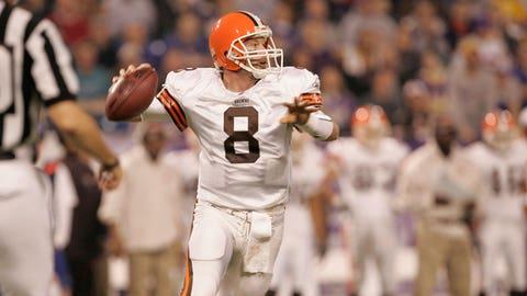 2005: Trent Dilfer named starter