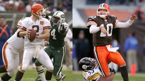 2002-03: Tim Couch vs. Kelly Holcomb