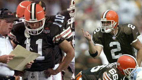 1999: Ty Detmer vs. Tim Couch