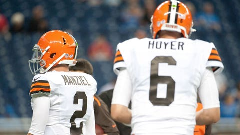 23. Cleveland Browns