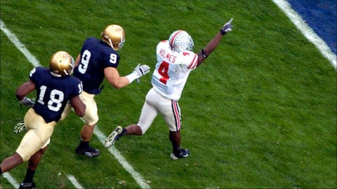 2006: Ohio State rolls over Notre Dame