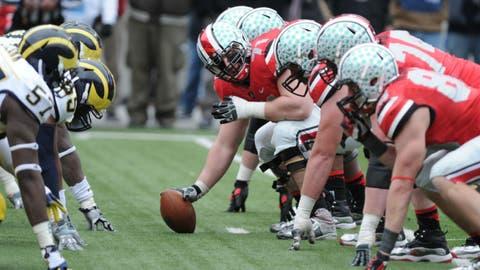 2012 Ohio State vs. Michigan