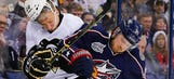 The bulwark that is the Blue Jackets defense