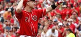 Report: AL Central teams showing 'extensive interest' in Reds' Frazier