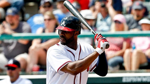 Jason Heyward, Atlanta Braves (April 5, 2010)