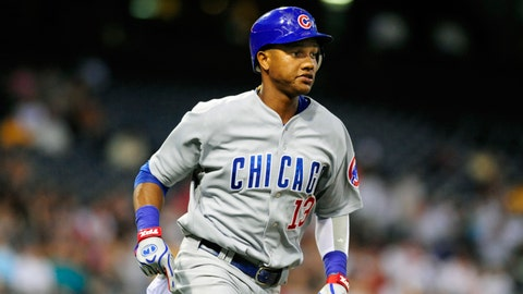 Starlin Castro, Chicago Cubs (May 7, 2010)