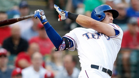 Joey Gallo, Texas Rangers (June 2, 2015)