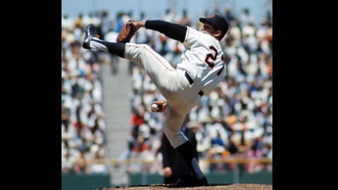 Juan Marichal, San Francisco Giants (July 19, 1960)