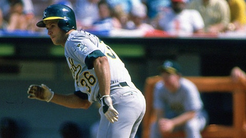 Terry Steinbach, Oakland Athletics (September 12, 1986)