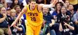 Cavs go for split of four-game grueling road trip